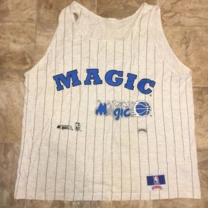 Other - Vintage nutmeg Orlando Magic jersey tank top